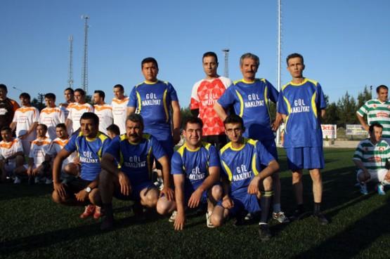 UOSB Üretimde Kaynaşma ve Kardeşlik futbol turnuva