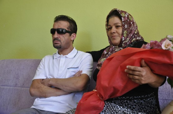 Yüz Naklinin Kahramanları Uşak'ta Bir Araya Geldi