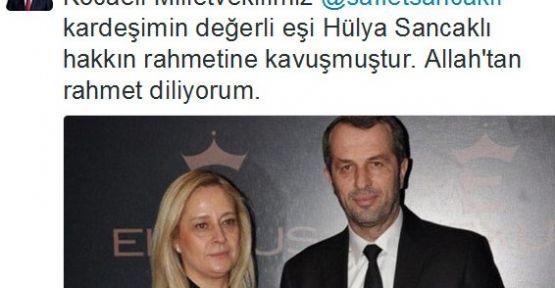 ACI HABERİ SİNAN OGAN VERDİ