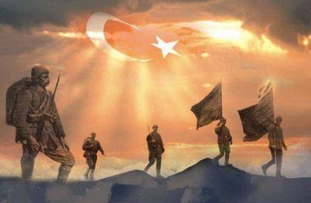 ÇANAKKALE'DEN AFRİN'E KALPLERİMİZ SİZİNLE...