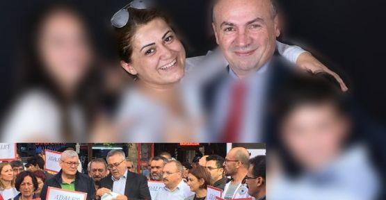 CHP UŞAK'TA İKİ DAKİKA DURDU
