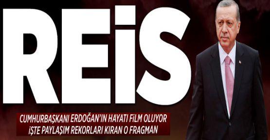 Cumhurbaşkanı Erdoğan'ın Hayatı 25 Martta Sinemalarda