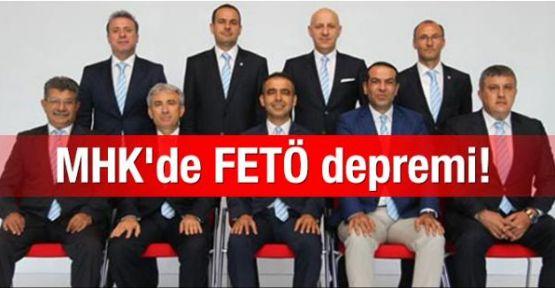 FETO/PDY MERKEZ HAKEM KURULUNA DA YANSIDI