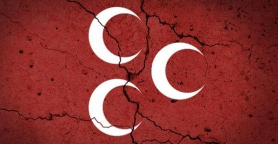 MHP'DE BOZKURT TEPKİSİ