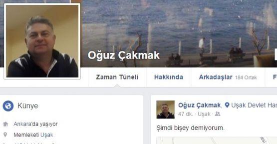 MHP'DE YÜKSELEN TANSİYON OĞUZ ÇAKMAK'I HASTANELİK ETTİ
