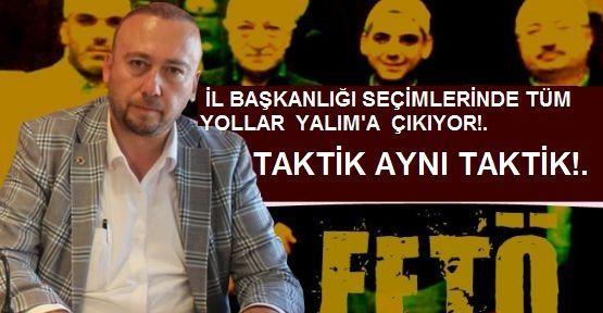 SANCAR'I CESARETLENDİRİP MAVİOĞLU'NA DESTEK VERDİ!.