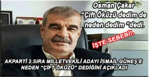 AKP'Lİ BAŞKAN ÇAKAR'DAN AÇIKLAMA GECİKMEDİ