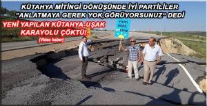 """BU HABER BİR """"ÇÖKÜŞ"""" HABERİDİR"""