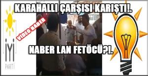 KARAHALLI'DA SEÇİM GERGİNLİĞİ