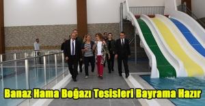 VALİ FUNDA KOCABIYIK HAMAM BOĞAZI...