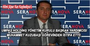 UMPAŞ HOLDİNG'DE YAPRAK DÖKÜMÜ