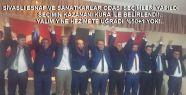 YALIM,CHP İLE YİNE KARŞI KARŞIYA GELDİ