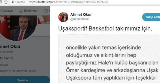 VALİ OKUR