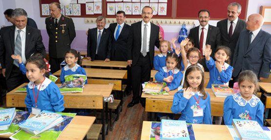 """Vali Yavuz """"Güçlü ve büyük Türkiye'nin temelinde eğitim vardır"""""""