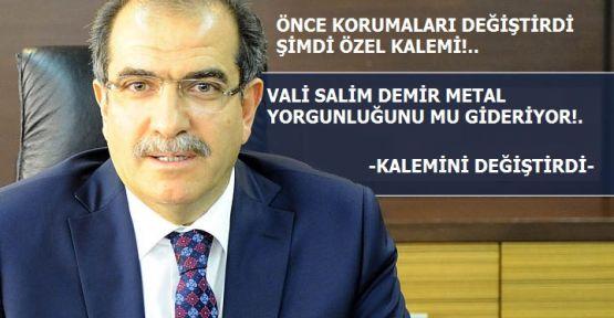YAVERİNİ DEĞİŞTİRDİ!.